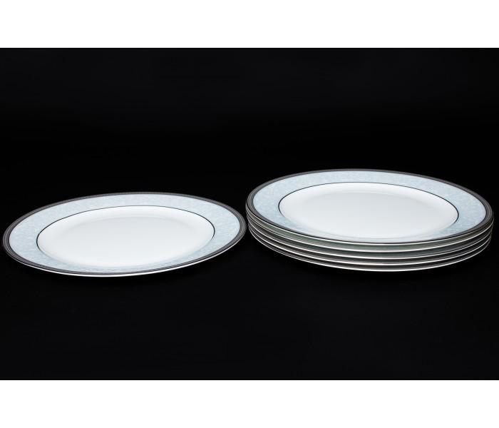 Набор тарелок 6 шт. 25 см Узор, Rulanda