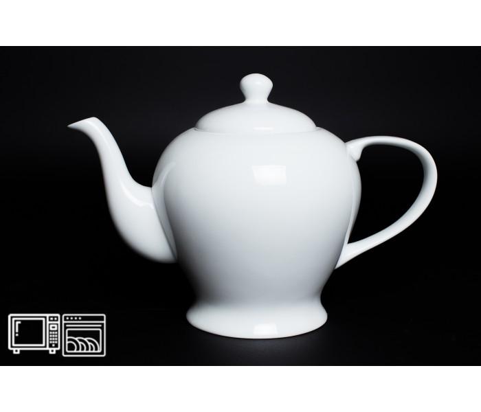 Чайник 1 литр Белый, Rulanda