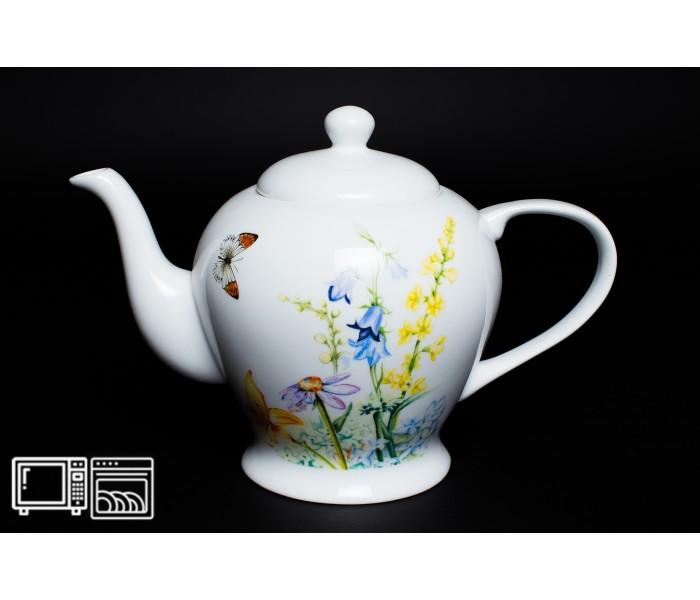 Чайник 1 литр Дейзи Бабочки, Rulanda