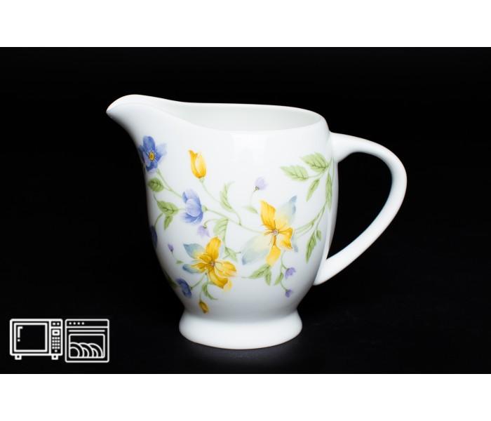 Молочник 10см Сиреневый цветок, Rulanda