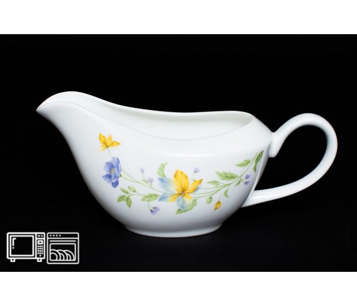 Соусник 20/9 см Сиреневый цветок, Rulanda
